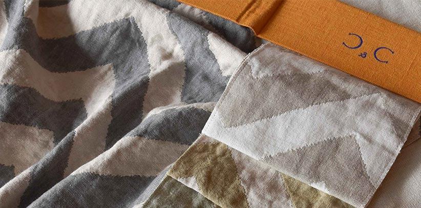 Tissus C&C dans la Collection de Tissus BertO