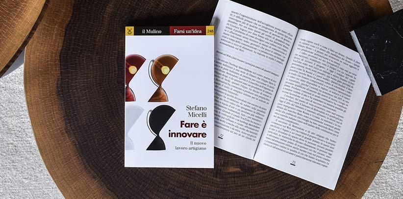 #PourquoiBerto dans le livre Fare è innovare de Stefano Micelli