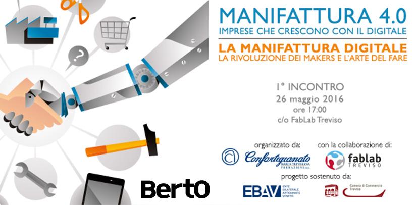 Fabrication artisanale et le cas BertO à Treviso