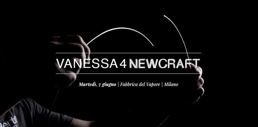 vanessa4newcraft: le crowdcrafting made by BertO