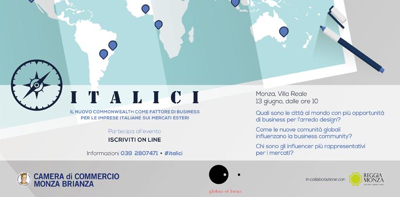 Filippo Berto participe à l'événement Italiques: nouveau commonwealth pour les entreprises italiennes