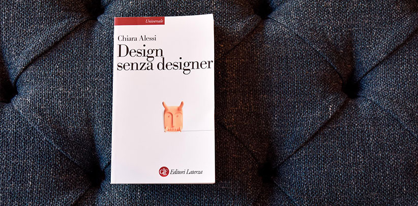 Le cas BertO dans le livre de Chiara Alessi DESIGN SANS DESIGNER