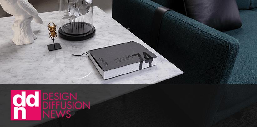 Découvrez  le livre de design L'ESPRIT DE 74 dans DDN - BertO News