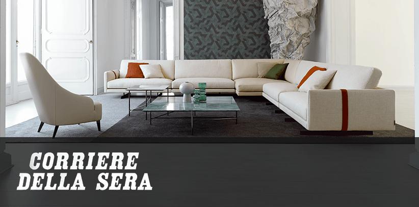 Filippo Berto écrit une lettre ouverte aux amateurs de design dans le Corriere della Sera