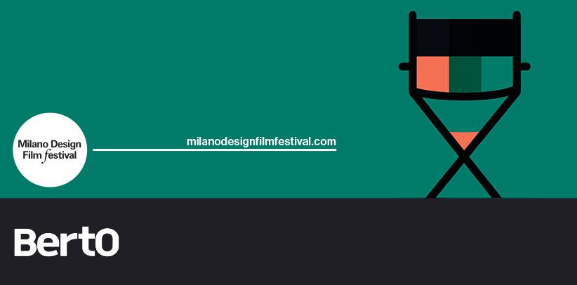 BertO partenaire du Festival du Film de Design de Milan 2020