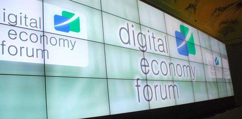 BertO au forum de l'économie numérique BertO News
