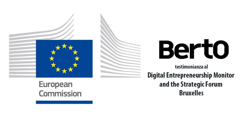 BertO au Strategic Forum on Digital Entrepreneurship à Bruxelles