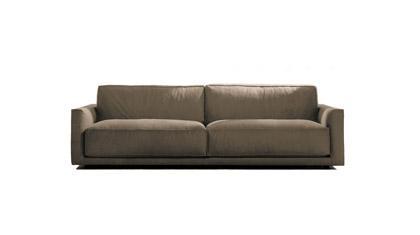 canap ribot avec coussin en plume d oie berto shop. Black Bedroom Furniture Sets. Home Design Ideas