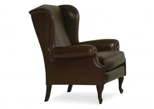 fauteuil cina pelle berto salotti. Black Bedroom Furniture Sets. Home Design Ideas