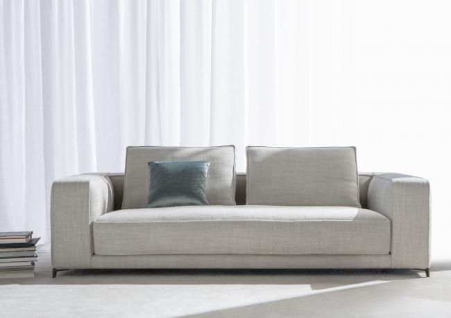 canap avec coussin d 39 assise unique berto shop. Black Bedroom Furniture Sets. Home Design Ideas