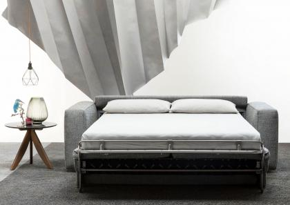 canap lit nemo 18 avec matelas 18 berto salotti. Black Bedroom Furniture Sets. Home Design Ideas