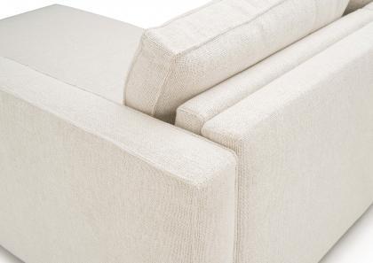 canap lit avec chaise longue sur mesure berto salotti. Black Bedroom Furniture Sets. Home Design Ideas