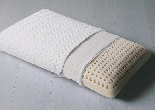 oreiller latex berto salotti. Black Bedroom Furniture Sets. Home Design Ideas