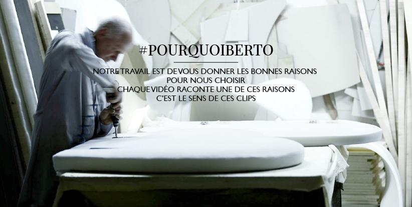#POURQUOIBERTO